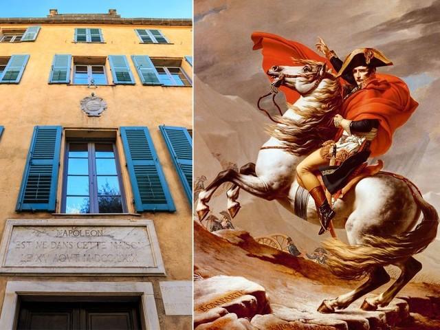 Il y a 250 ans Napoléon Bonaparte voyait le jour à Ajaccio