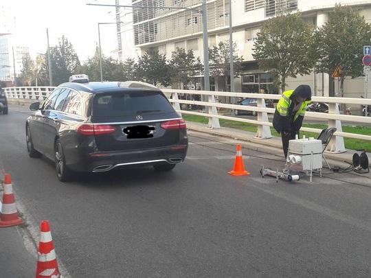 A Marseille, un radar d'un nouveau genre, qui analyse la pollution des véhicules
