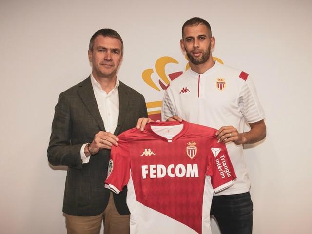 Monaco: Slimani déjà titulaire contre Nîmes