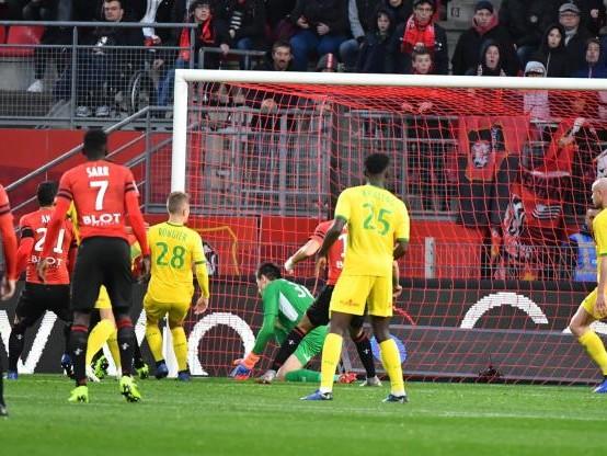 Foot - C. Ligue - 8es de finale de la Coupe de la Ligue: Rennes-Nantes en choc