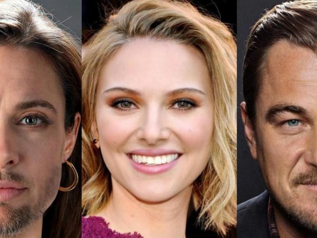 A toi de reconnaître les acteurs qui se cachent derrière ces mix de visages