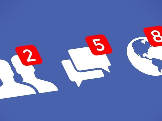 Facebook permet de désactiver les points de notifications dans son application mobile