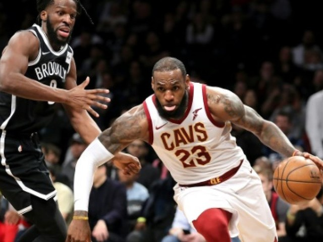 NBA: Golden State s'effondre, LeBron James s'envole