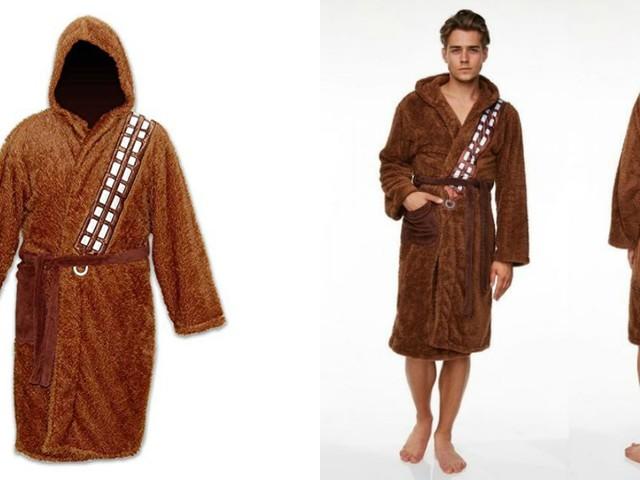 [TOPITRUC] Un peignoir Chewbacca, doux comme un vrai wookie