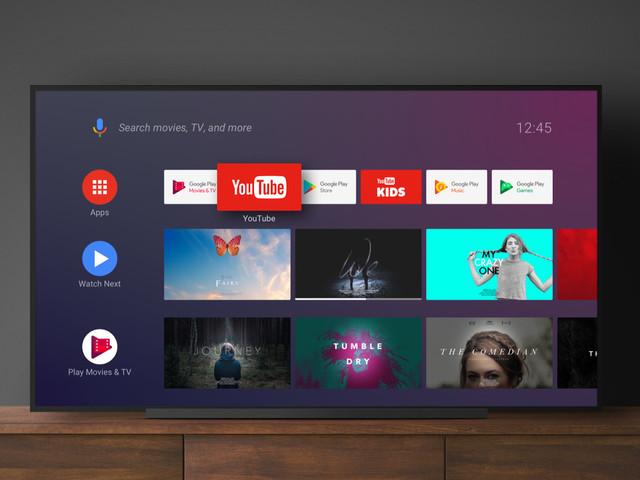 Les meilleurs applications et jeux pour Android TV