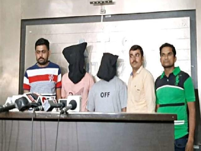 Kamlesh Tiwari Murder: गुजरात ATS ने राजस्थान सीमा के पास से दोनों आरोपितों को किया गिरफ्तार
