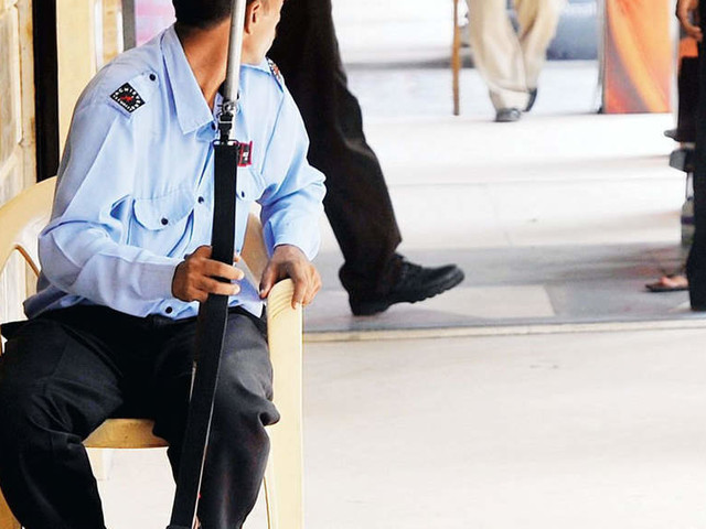 View: The private security guard is symptomatic of what ails India