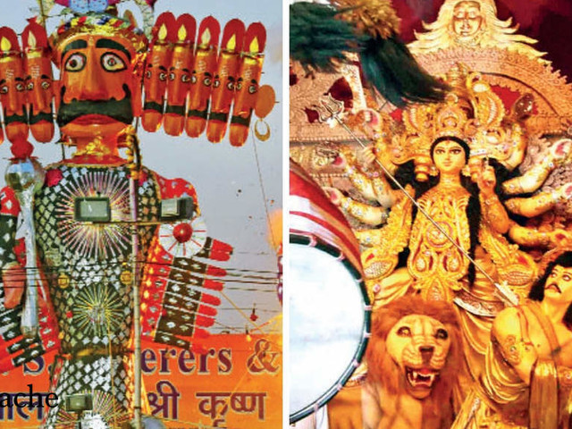 Traveller's diary: Celebrate victory of good over evil on Dussera and Durga Puja