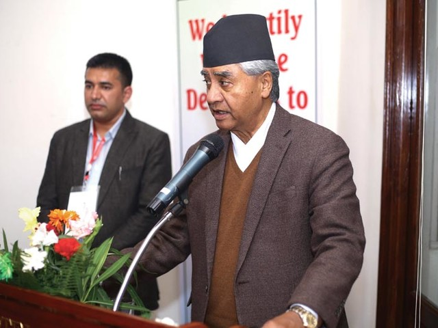 Public discontent rising over government conduct: Deuba