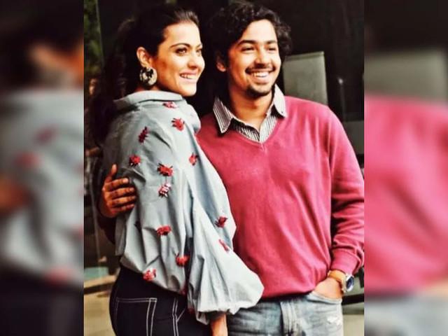 Riddhi Sen's throwback pic with Kajol