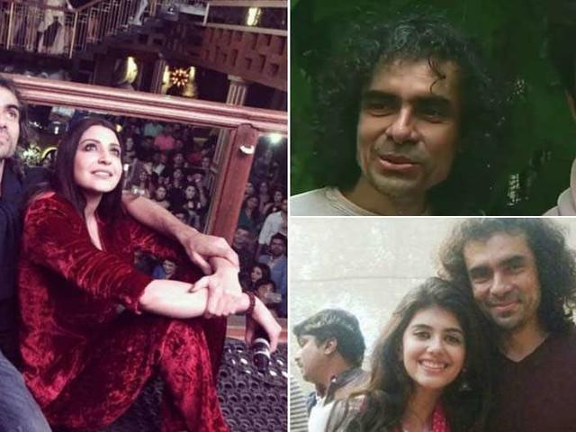 Anushka Sharma Kartik Aaryan Sanjana Sanghi wish Imtiaz Ali with special posts