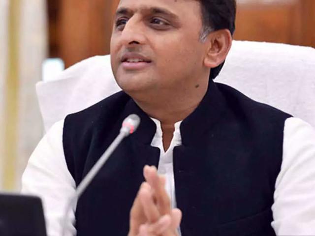 No Ramrajya in Uttar Pradesh, BJP govt has taken lessons from Ravan: Akhilesh Yadav