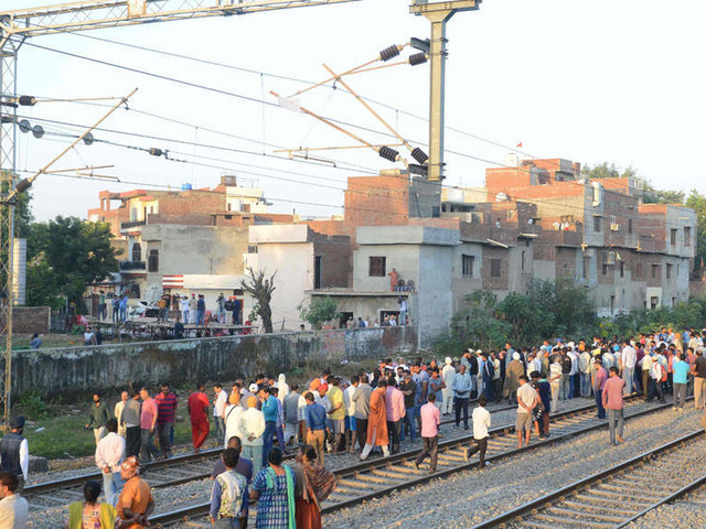 Railways was not intimated about Dussehra event near tracks: Ashwani Lohani