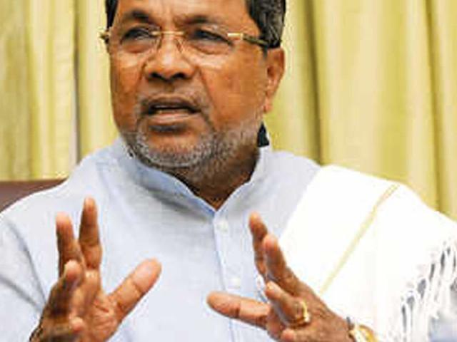 Siddaramaiah pitches for Lingayath state chief to tackle BJP in north Karnataka