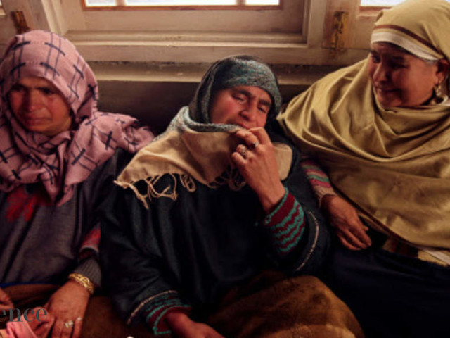 In Pulwama terrorist's family, grief for jawans' deaths