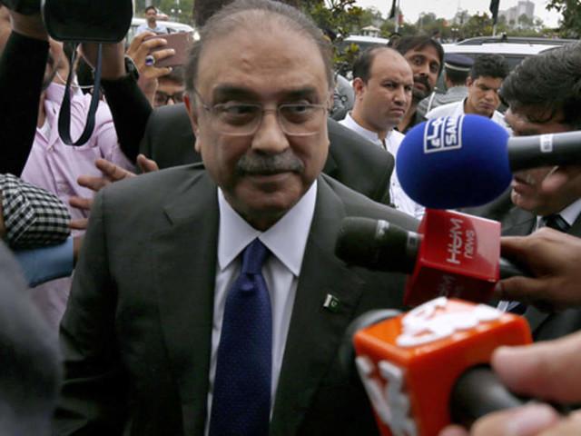 Zardari's close aide arrested in money laundering case in Pakistan