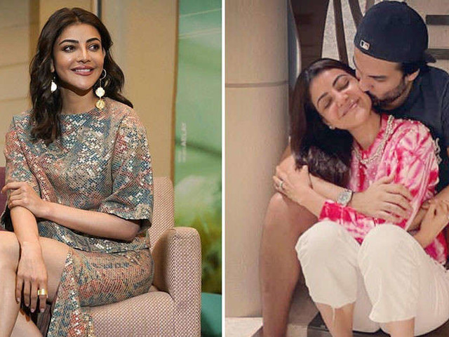 Kajal Aggarwalâs latest post dedicated to her husband is all heart