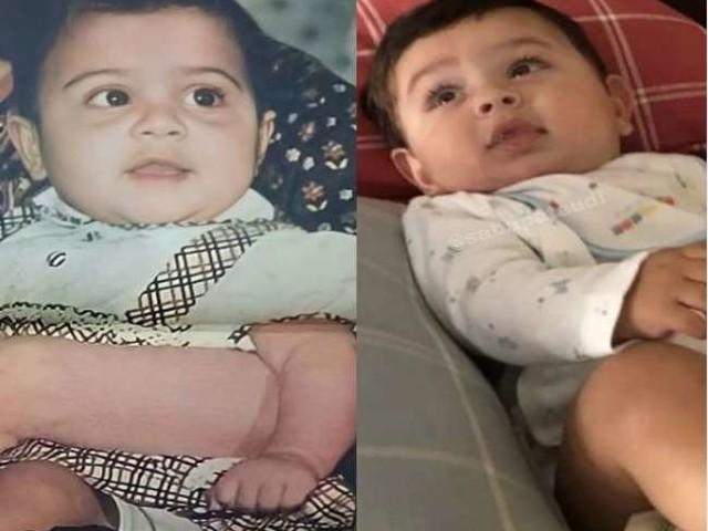 Saba Ali Khan ने शेयर की जेह अली खान की तस्वीर, कहा 'क्या हम एक-दूसरे से मिलते-जुलते हैं'