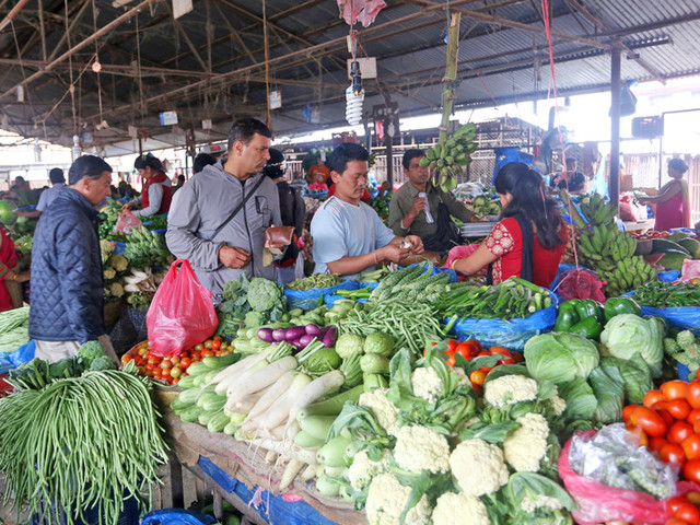 Veggie prices on rise due to supply constraint