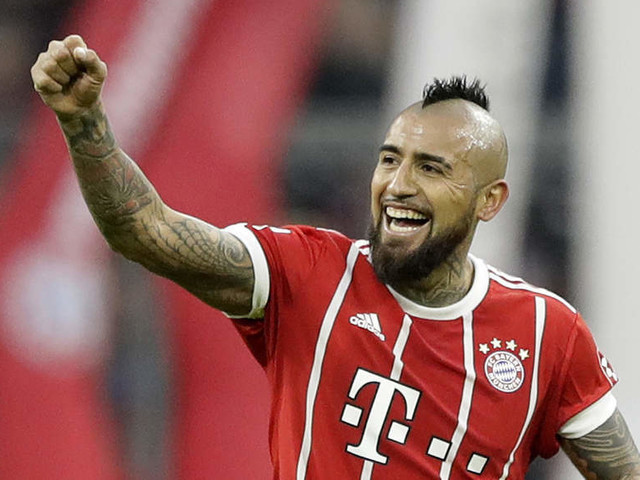 Barcelona agree deal to sign Vidal from Bayern
