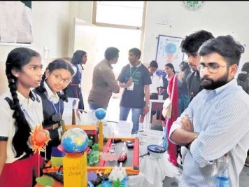 Street Cause conducts environment fair in Hyderabad