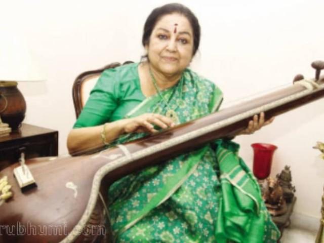 ഗായിക കല്യാണി മേനോന് അന്തരിച്ചു