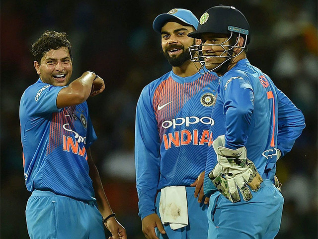 I feel I can get Warner out anytime, says confident Kuldeep