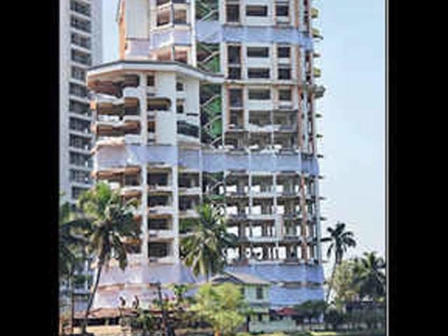 Now, SC orders 7-star resort razed in Kerala