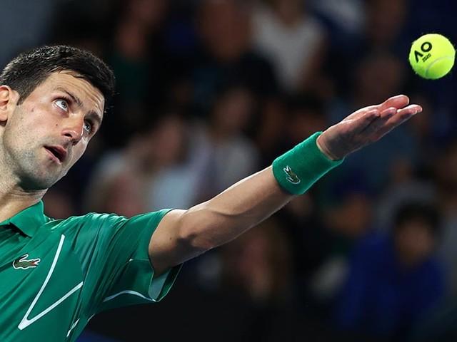Champion Djokovic digs deep to beat Struff in Melbourne opener