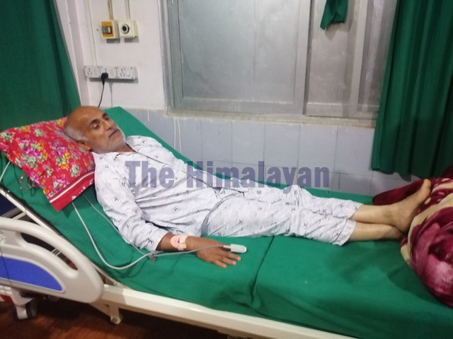 Dr KC urged to end hunger strike even though government has not met demands