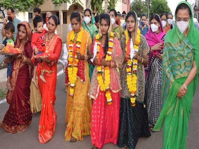 तीन दत्तक बेटियां कल लेंगी सात फेरे, मुख्यमंत्री शिवराज सपत्नीक करेंगे कन्यादान, विदिशा में होगा विवाह