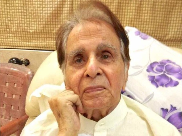 Dilip Kumar urges people to stay indoors