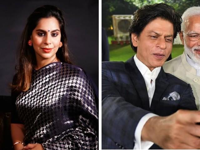 हिंदी कलाकारांच्या भेटीवर रामचरणच्या बायकोचा मोदींना 'हा' सवाल