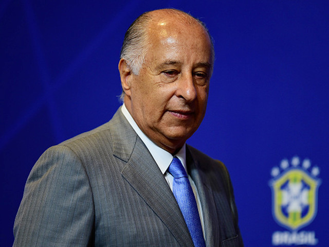 FIFA watchdog bans Brazilian soccer chief Del Nero for 90 days