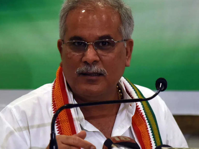 Chhattisgarh Chief Minister Bhupesh Baghel skips Delhi meet on Left Wing Extremism