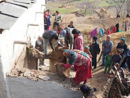 Gaumul Rural Municipality freed of chhaupadi