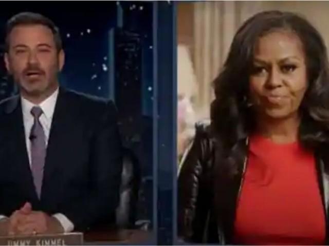 बराक ओबामांच्या पत्नीला विचारला सेक्स लाइफविषयी प्रश्न; अँकरला मिळालं सडेतोड उत्तर