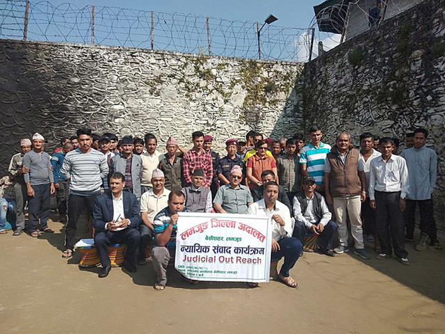 Lamjung prison inmates lament delay in verdict