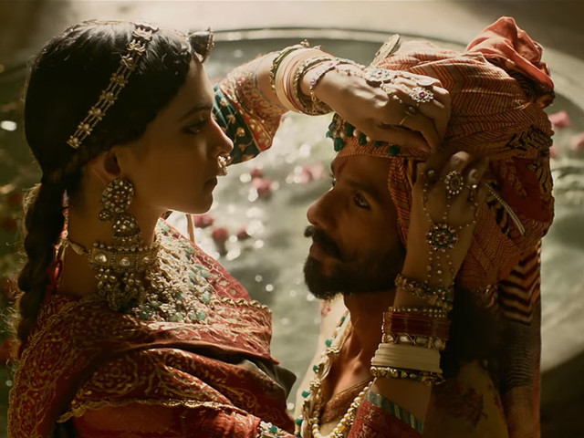 'Padmavati' reportedly insured for Rs 140 crore