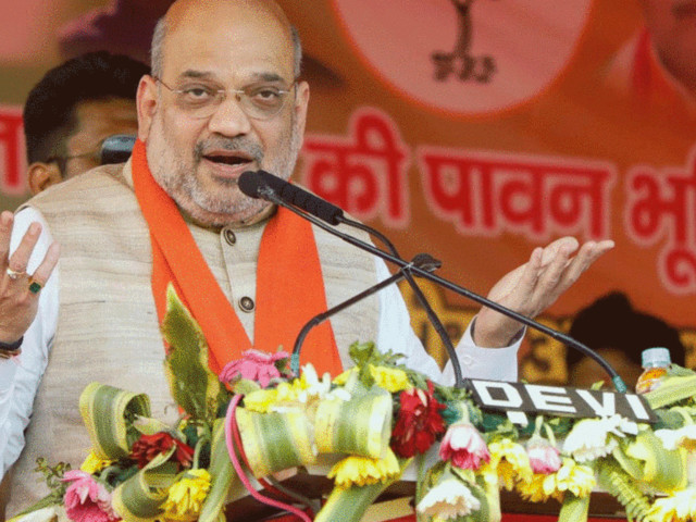 Will ensure holistic welfare of cops: Home Minister Amit Shah
