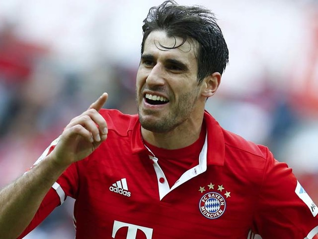 Bayern's Martinez ready for move at end of season
