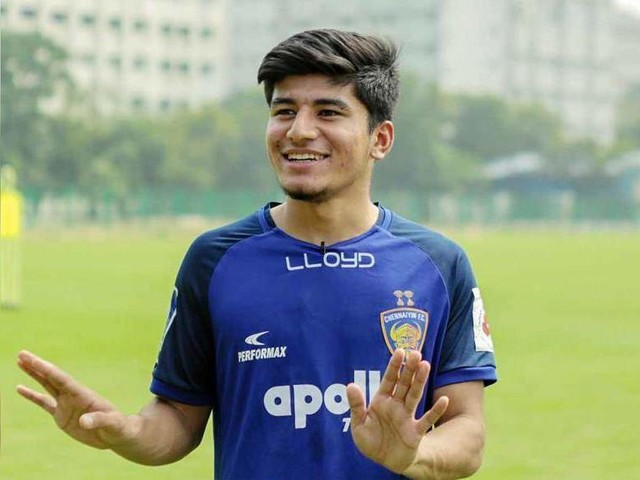 Won't trade Asian Cup goal for even Kohinoor Diamond: Anirudh Thapa