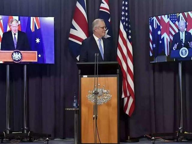 AUKUS का उद्देश्य इंडो-पैसिफिक को सुरक्षित करना, भारत के साथ मिलकर होगी रक्षा: आस्ट्रेलिया