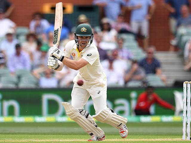 Gritty Australia edge ahead after day one in Perth