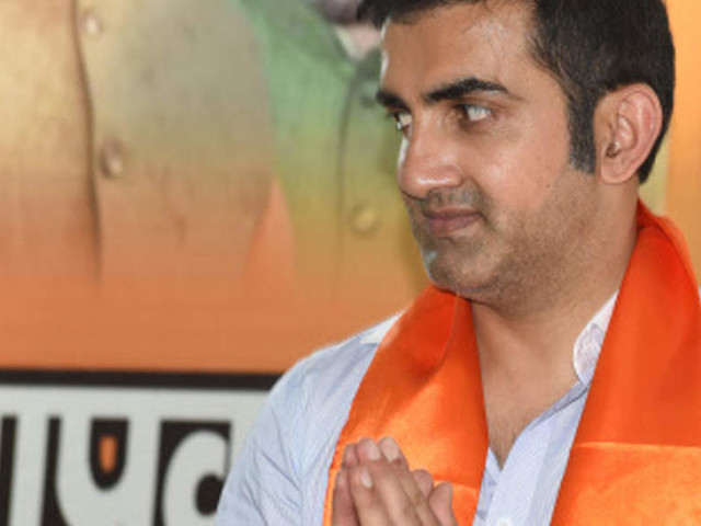 Polls come and go but one can't afford to lose conscience: Gambhir's dig at Kejriwal