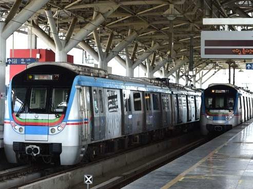 Ganesh immersion: Hyderabad Metro Rail to run till 1 am