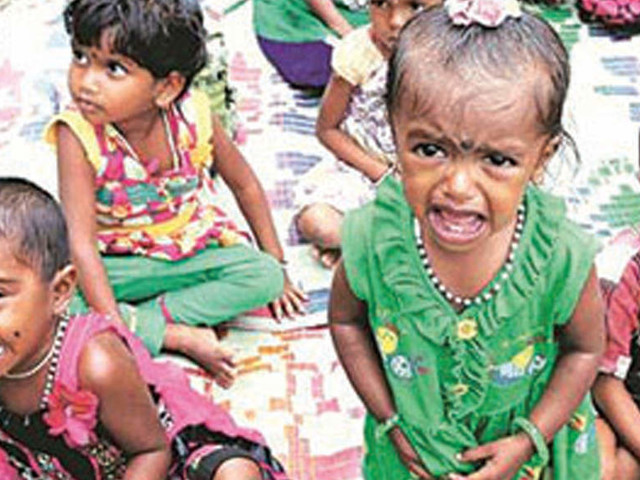 Most states won't meet Poshan Abhiyaan targets to curb child malnutrition: Study