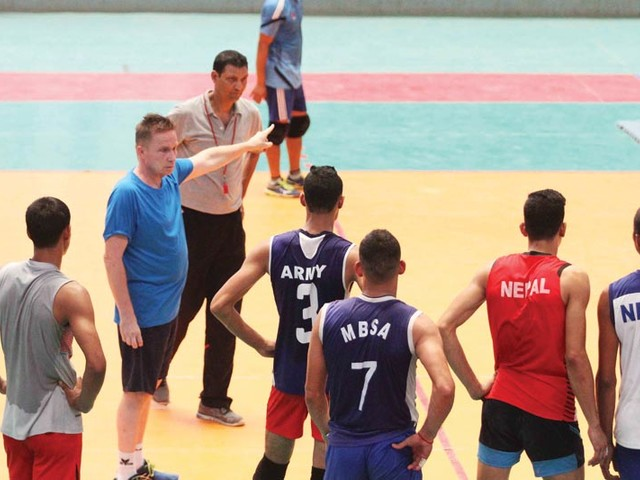 Nepal ready to face Kyrgyzstan today
