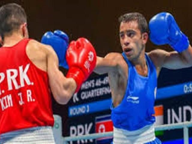 भारतीय बॉक्सरचे ऑलिंपिक पूर्वतयारीवर लक्ष्य