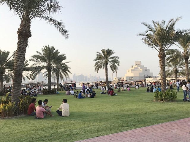 Qatar PR cards for deserving migrants